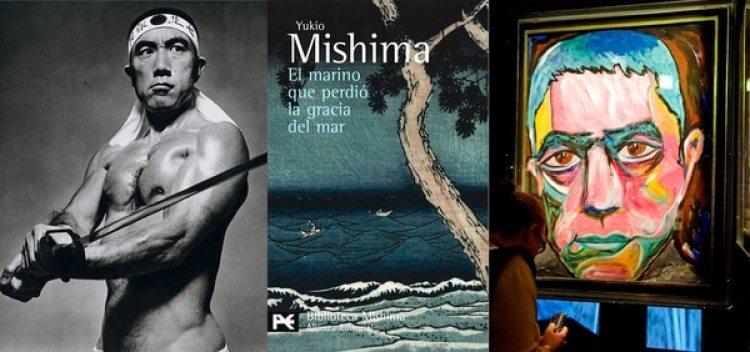 """Yukio Mishima, la novela """"El marinero que perdió la gracia del mar"""" y el retrato pintado por Bowie"""