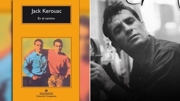 """Jack Kerouac, autor del clásico """"En el camino"""""""
