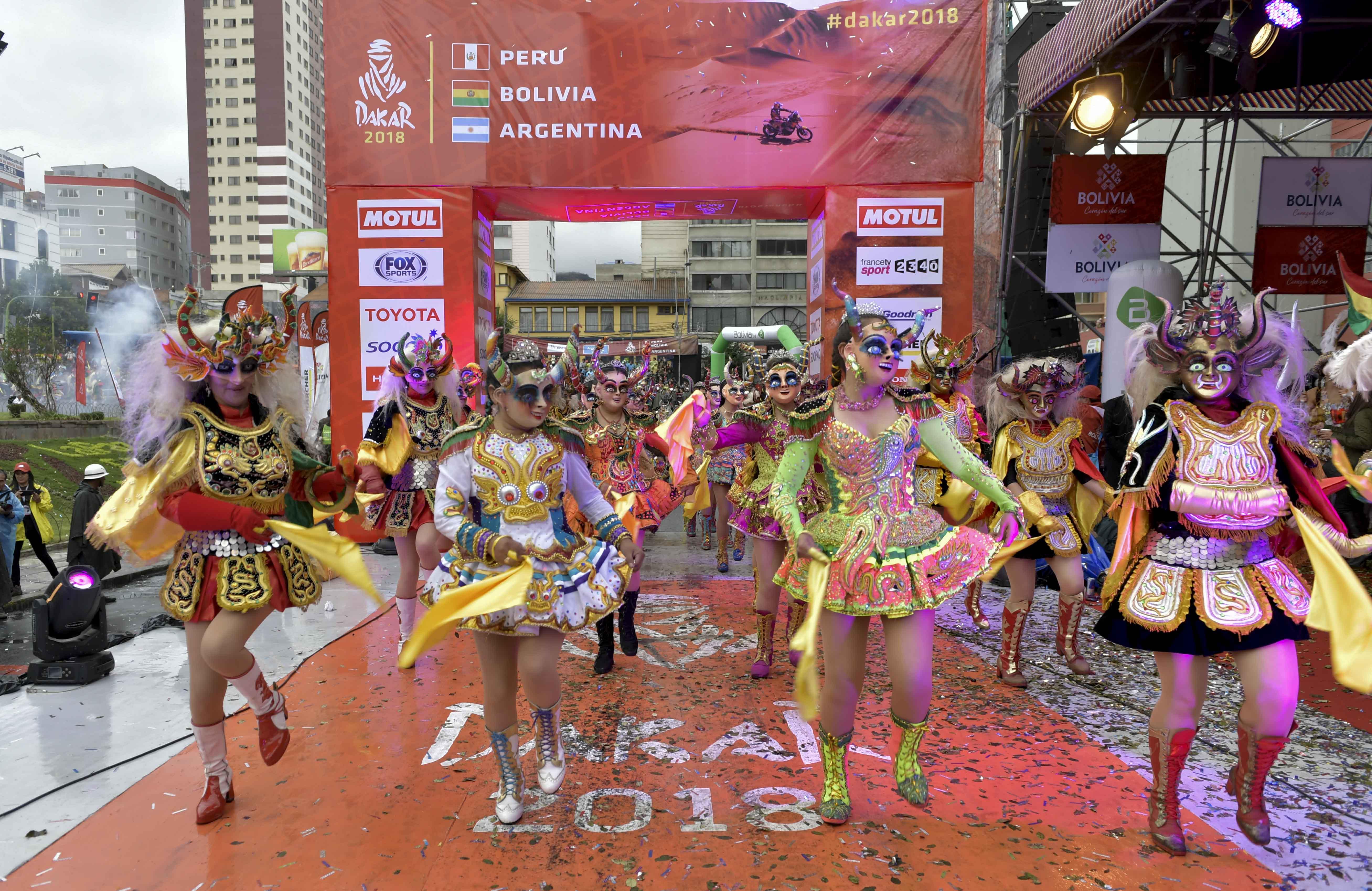 Mal tiempo cancela etapa del Dakar