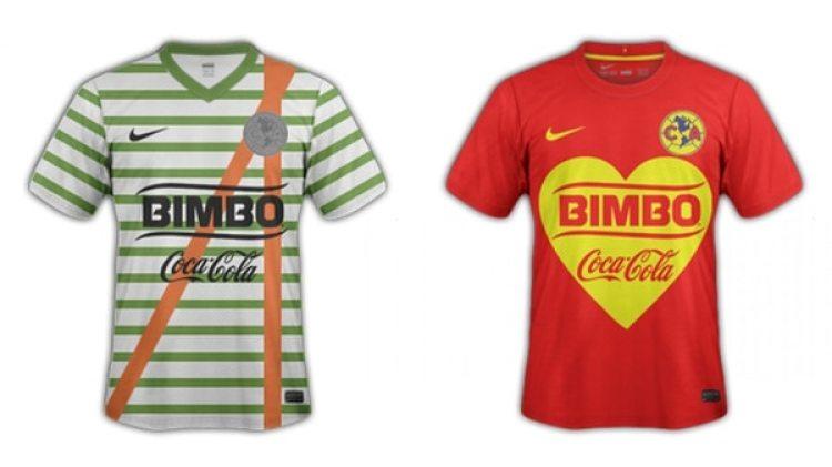 Camisetas del América de México