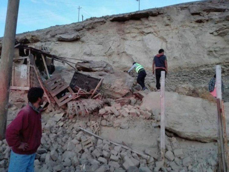 Las autoridades asisten a los evacuados(EFE)