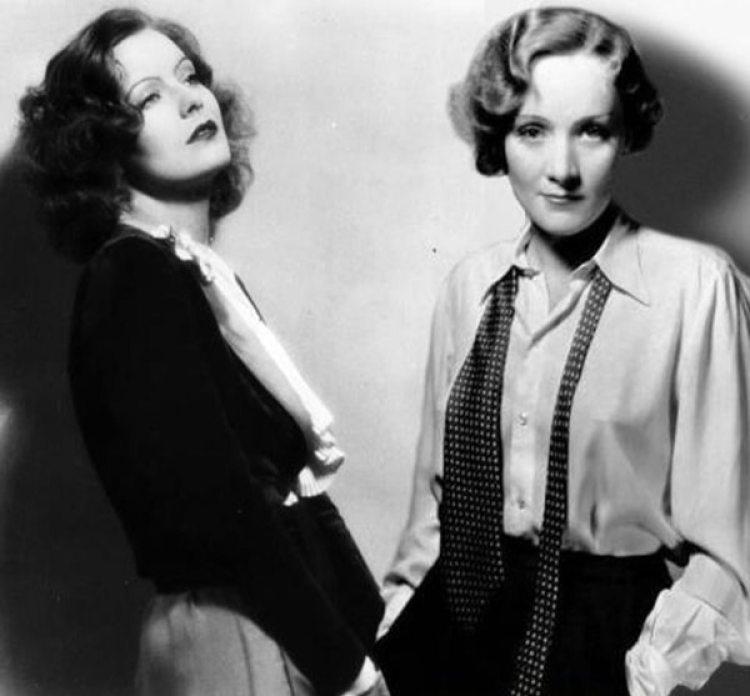 Marlene Dietrich y Greta Garbo, una historia de amores y rencores
