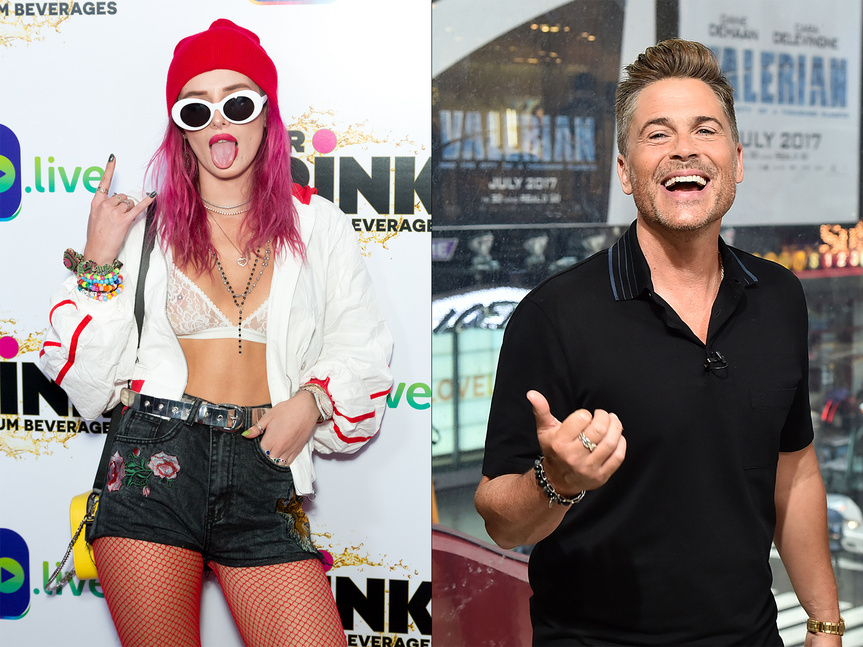 "Rob Lowe, contra Bella Thorne: ""Por esto odian a las celebrities"""