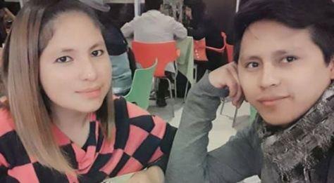 La pareja desaparecida desde Año Nuevo