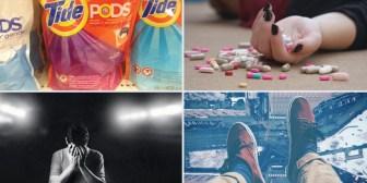 La 'ballena azul', el #DetergentChallenge y otros juegos mortales explicados por especialistas