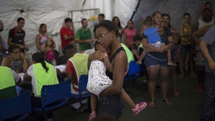 Las autoridades pidieron a la población que se vacune contra la fiebre amarilla (AP)