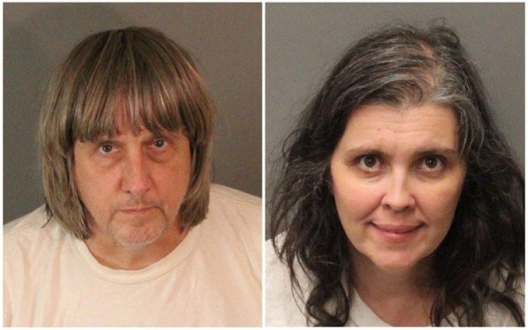 David Allen Turpin y Louise Ann Turpin (Reuters)