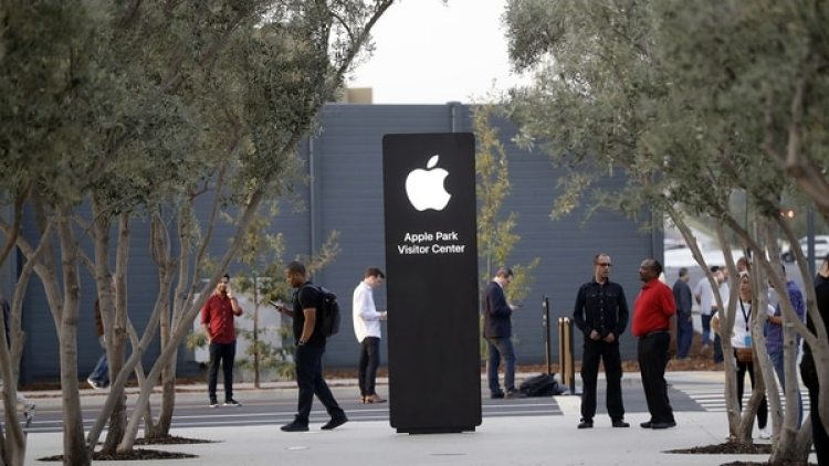 Apple en Cupertino, California. (AP Foto Marcio Jose Sanchez)