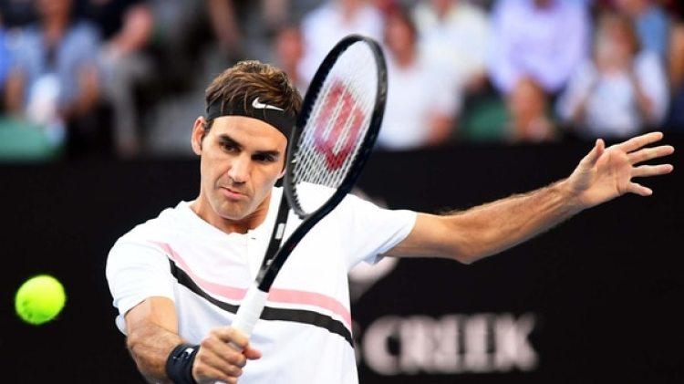 Roger Federer (EFE/ Joe Castro)