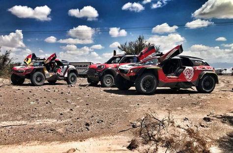 El Dakar sigue su recorrido con etapa maratón. Foto: www.dakar.com