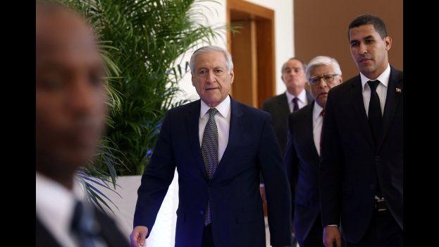 Piñera se informa de litigio marítimo y le da continuidad