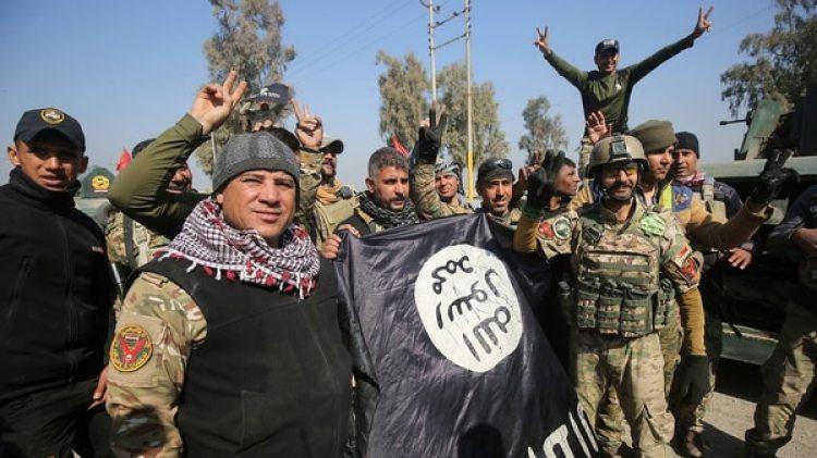 La toma de Mosul fue un duro golpe para los yihadistas (AFP)