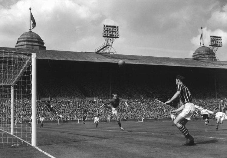 5 May 1956: FA Cup Final