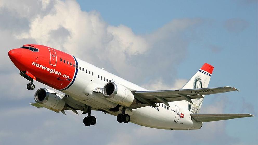 """Norwegian bate el récord de vuelo transatlántico más rápido en avión """"subsónico"""""""