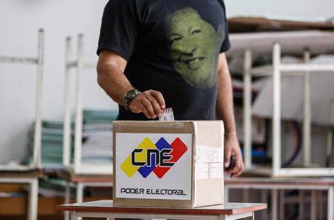 Las elecciones regionales en Venezuela se celebraron el domingo. Foto: Misión Verdad
