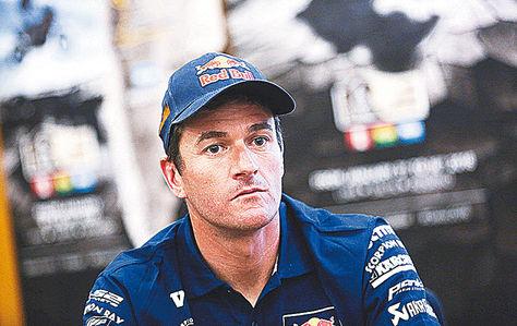 El director deportivo del Dakar, Marc Coma.