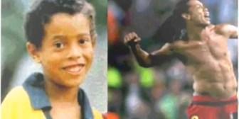 La carta de Ronaldinho para el Ronaldinho de ocho años