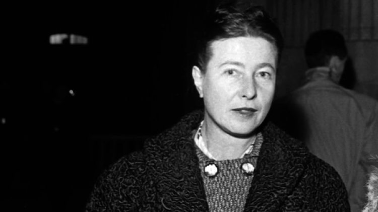 Simone de Beauvoir (Getty Images)