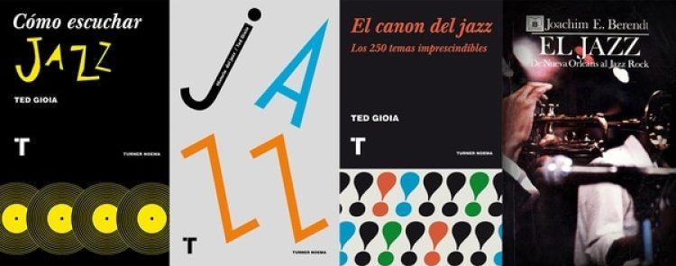 Cuatro títulos para los que desean ingresar al mundo del jazz