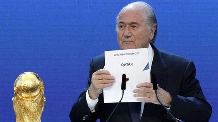 Blatter nunca apoyó la candidatura de Qatar