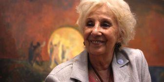 Carlotto: 'Apoyo a Evo, no para que viole algo pero sí para que siga'