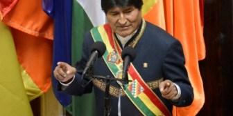 Morales proyecta que el PIB del país superará la barrera de los $us 40.000 millones este año