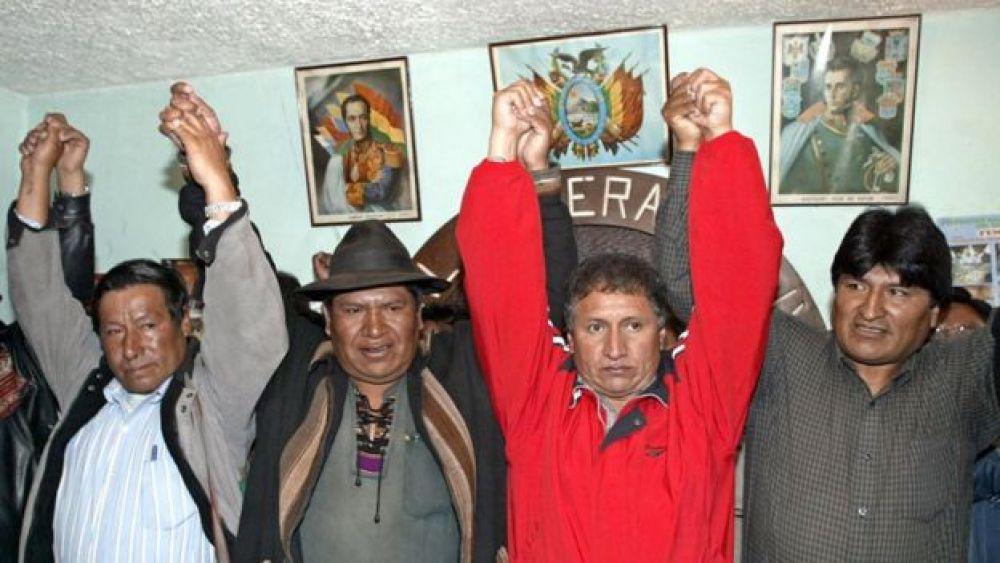 En sus años en la política boliviana, Morales sumó y perdió muchos aliados.