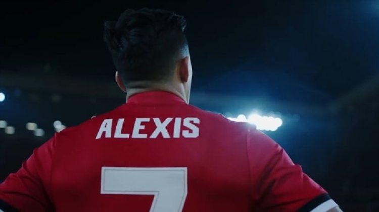 Alexis Sánchez es la nueva estrella del Manchester United