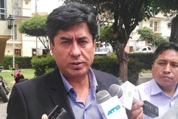 El magistrado del TCP, Orlando Ceballos. Foto: CORREO DEL SUR