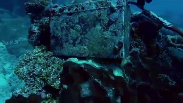 Se especula que el submarino podría esconder una fortuna de casi 50.000 millones de dólares