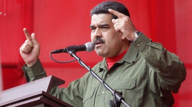 Nicolás Maduro buscará la reelección presidencial (EFE)