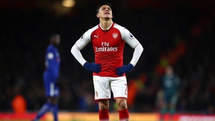 Sánchez abandonó el Arsenal seis meses antes de que culmine su contrato (Getty Images)