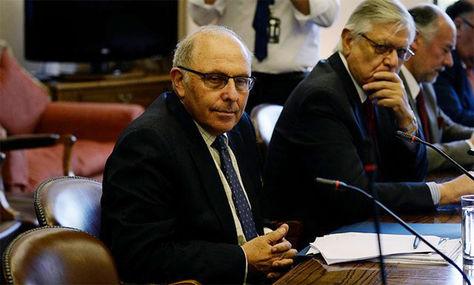 El agente gubernamental chileno Claudio Grossman.