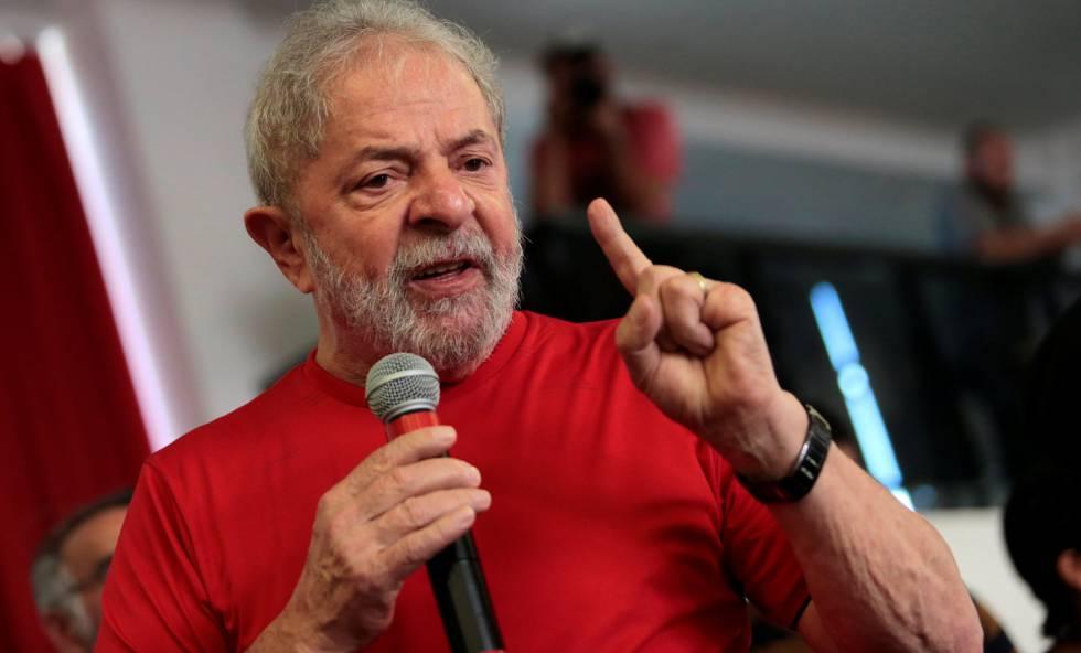 Juicio a Lula da Silva