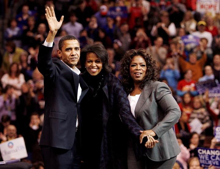 Oprah Winfrey descartó ser candidata a presidenta de Estados Unidos