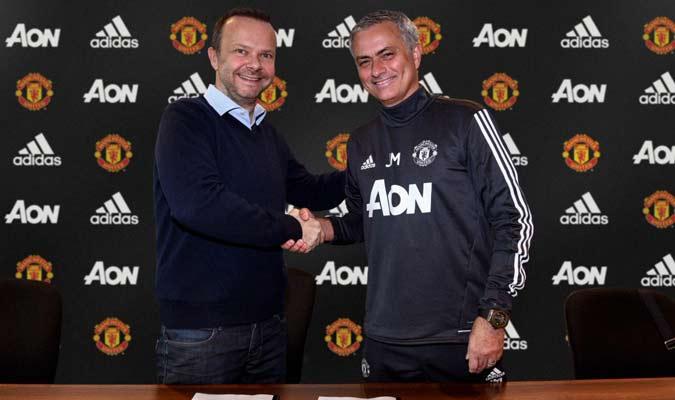Resultado de imagen para mourinho renovo