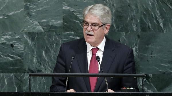 Declara Venezuela persona no grata a embajador de España