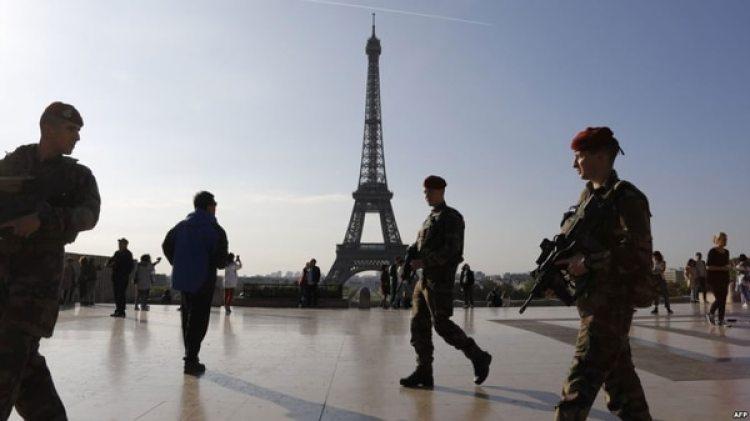 Francia desplegó un amplio operativo de seguridad