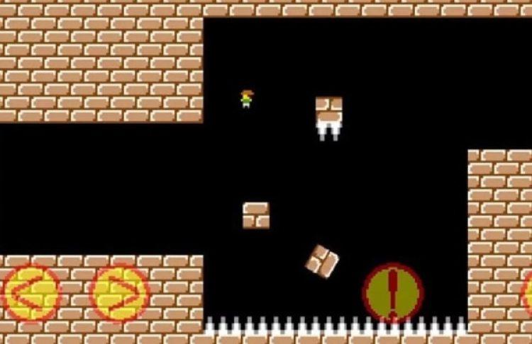 Trap Adventure 2 (Captura de pantalla)
