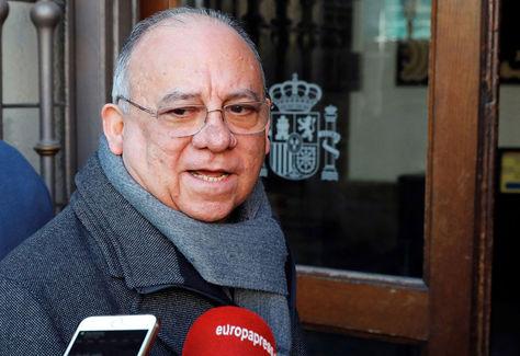 El embajador de Venezuela en España, Mario Isea. Foto: Archivo EFE