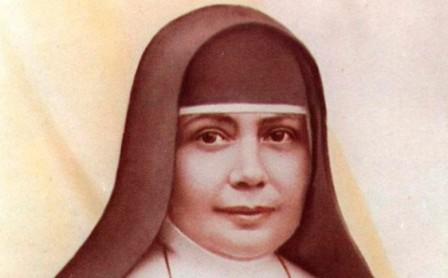 Francisco hizo Santa a una religiosa que murió en Argentina en 1943