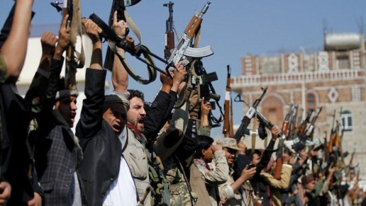 Milicianos leales a los hutíes (Reuters)