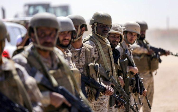 Tropas de Arabia Saudita en Yemen (AFP)