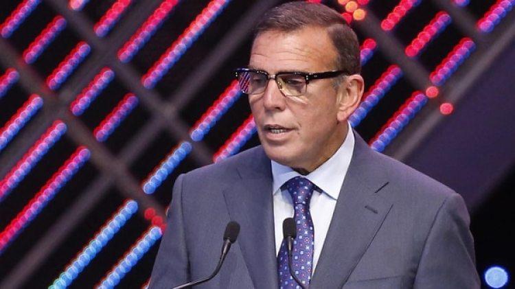 Juan Angel Napout, ex presidente de la Conmebol (Gabriel Rossi/LatinContent/Getty Images)