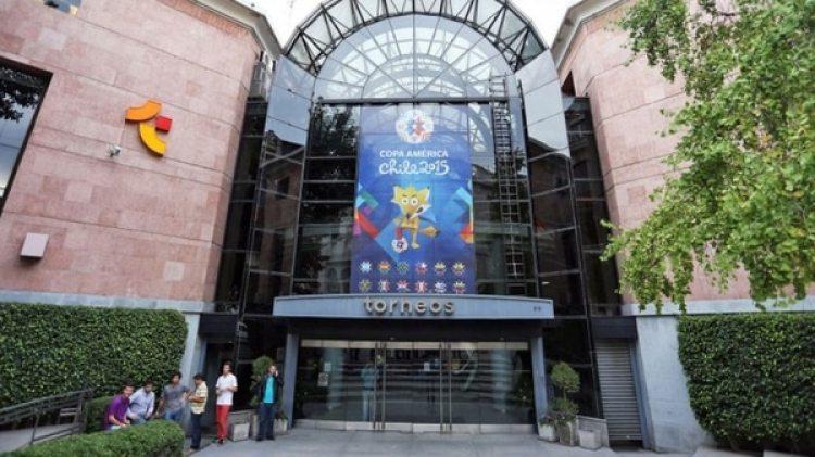 Sede de la empresa Torneos y Competencias en Argentina (NA)