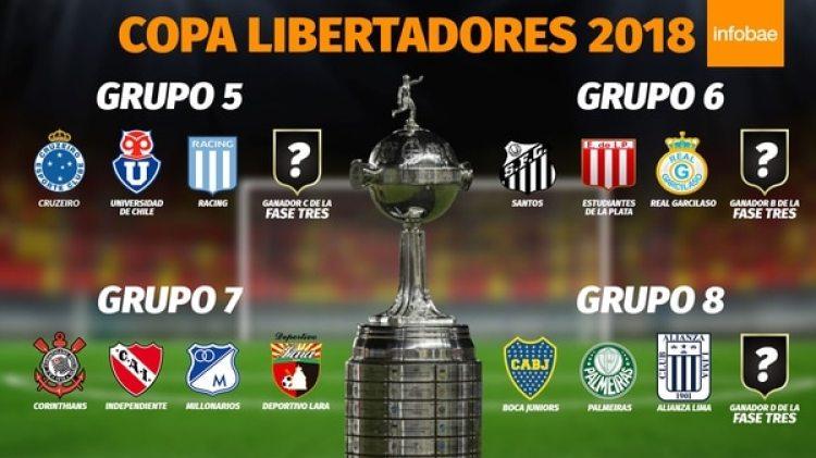 La Copa Libertadores, otro torneo de Conmebol