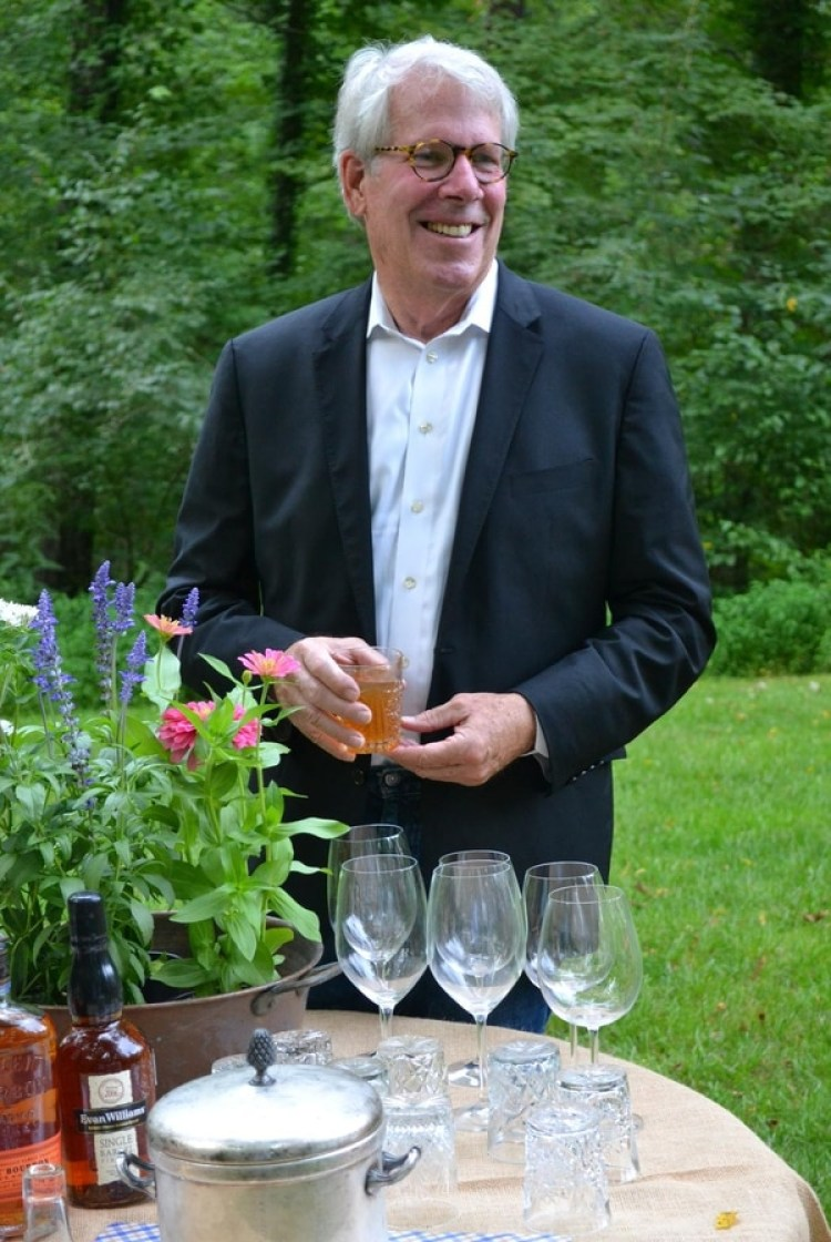 El cofundador Doug Keeney. Foto cortesía de Old Limestone