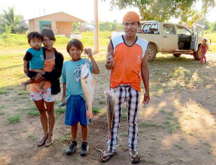 EN 2016, UN ESTUDIO REALIZADO EN DIEZ RÍOS DE LA AMAZONIA BOLIVIANA CONFIRMÓ QUE VARIAS ESPECIES DE PECES ESTÁN CONTAMINADAS CON MERCURIO.