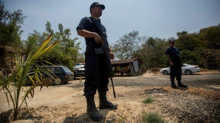 Un soldado mexicano (AFP/archivo)