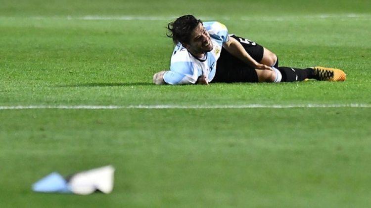 Más allá de la lesión, Gago todavía sigue en carpeta (Amilcar Orfali)